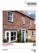 Rehau Heritage Brochure