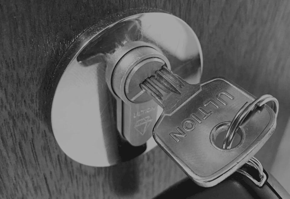 Ultion lock