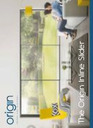 Origin sliding door brochure